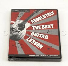 Ye Olde Music Shop - Absolutely the Best Guitar Lesson Video DVD