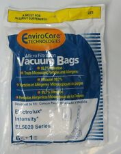 6 Electrolux Intensity Vacuum Cleaner Bags for EL5020 EL206 EL5020A EL016 972B