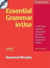 Essential Grammar in Use with Answers and CD-ROM Pack, Raymond Murphy, Helen Nay