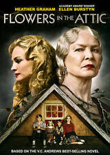 Flowers In The Attic (DVD) Heather Graham Ellen Burstyn