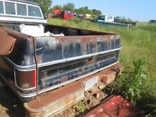 Chevrolet GMC tailgate for benches or projects read desc.