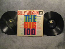 33 RPM LP (2) Record Set Billy Vaughn The Big 100 Dot Records DLP 10500