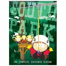 South Park Season 16 (Dvd, 2013, 3-Disc Set, Original Thicker Box) New