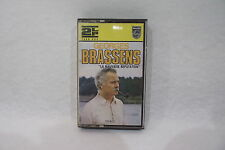 Georges BRASSENS La mauvaise reputation PHILIPS 2LP cassette audio K7