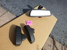 2002-2005 BMW E65 7-Series OEM Rear View Mirror with Homelink  #384
