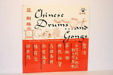 LP Chinese drums and Gong-Sung Tso-Liang Orchestra-VINILE