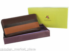 Leather Women Ladies Wallet Clutches Visconti Kenya Purse Original Gift Box Zip