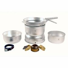 Trangia 25-1 Cooker - Ultralight 25 Series 3-4 person Aluminium Stove & Cook Set