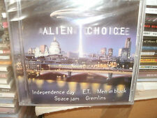 Silver Screen Orchestra - Alien Choice (Original Soundtrack, 1999)
