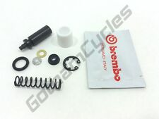 Ducati Brembo 11mm Rear Brake Master Cylinder Pump Seal Rebuild Kit 40mm Mount