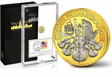 Wall Street Investment Gold Collection 2008 Philharmoniker 1/10oz Gold ST OVP!