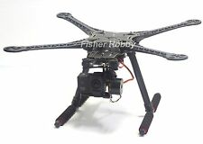 S500 Quadcopter Multicopter Frame Kit PCB Version with Carbon Fiber Landing Gear