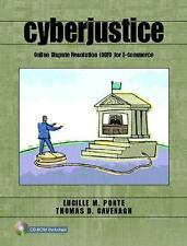 Cyberjustice: Online Dispute Resolution (ODR) for E-Commerce-ExLibrary