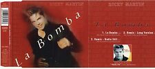RICKY MARTIN CD single 3 tracce MADE in AUSTRIA La bomba + REMIX
