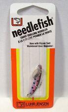 Luhr Jensen #1 Needlefish Rainbow Trout Lure Fishing Trolling Spoon