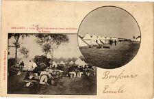 CPA Bar le Duc-Le 94e Régt d'Infanterie au Camp de Chalons-La Cantine (231880)