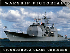 Warship Pictorial 35 - Ticonderoga Class Cruisers