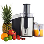 VonShef Professional 990W Whole Fruit Vegetable Juicer Citrus Juice Extractor