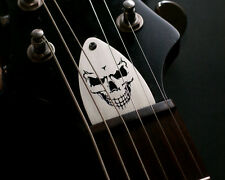 Hand Made Truss Rod Cover that fits Paul Reed Smith Guitar  PRS - Grinning Skull
