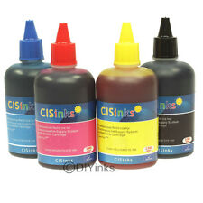4 Pack Compatible Bulk INK Refill Bottle for Officejet HP 950/951 940 920 CISS