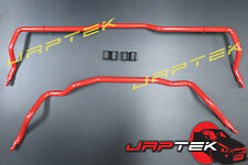Front & Rear Stabilizer Sway Bar Kit For Mitsubishi Lancer EVO VII VIII IX 7 8 9