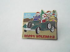 NOS Vintage McDonalds Advertising Enamel Pin #26 - LAS VEGAS CHRISTMAS