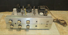 EICO 2036 VINTAGE STEREO INTEGRATED AMPLIFIER VERY GOOD WORKS