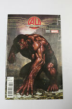 AGE OF ULTRON #3 1:50 In-Hyuk Lee Incentive Variant Edition Cover 2013 Red Hulk