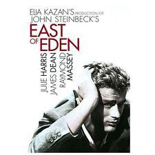 East of Eden DVD 2-Disc Set Special Edition Widescreen James Dean Julie Harris