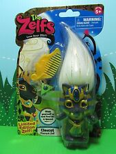 """CLEOCAT PHARAOH ZELFS - 3"""" Moose Toys - NEW - Extremely Rare Limited Edition"""