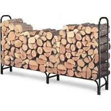 Firewood Rack  Log Holder Fireplace Wood Stoves Patio Fire Pit Chainsaw Splitter