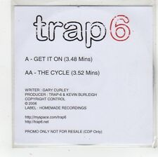 (FS894) Trap 6, Get It On / The Cycle - 2006 DJ CD