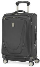 "Travelpro Luggage Crew 11 21"" Expandable Spinner Carry On - Black"