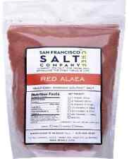 Hawaiian Red Alaea Sea Salt ~ San Francisco Salt ~ Coarse Grind Kosher 5 lb Sack