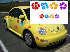 VW Beetle Flowers, Flowers for Beetle, Punch buggy Eyelashes, Punch bug  8PCS