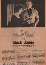 Buck Jones and the 101 Ranch - Aylsworth, Chevret, Kortman, Rickenbacker, Villa