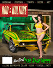Traditional Rod & Kulture Magazine # 44 - Brand new direct from the Publisher!