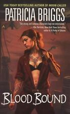 Blood Bound (Mercy Thompson Series-ExLibrary