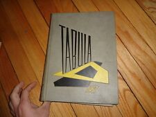 1957 Oak Park River Forest High School Tabula Yearbook