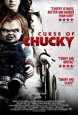 Curse Of Chucky movie poster : 11 x 17 inches : Child's Play poster
