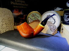 Paul Becker E handmade    Estate Pfeife smoking pipe pipa  Rauchfertig!