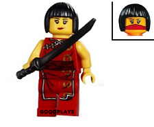 Lego Ninjago nya Ninja minifigure with black sword weapon new 2505