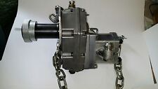 Hornet Hydraulic PTO Pump wGearbox , Backhoe, Loaders Etc  - New 8 GPM -