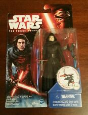 STAR WARS KYLO REN Unmasked Figure Force Awakens Ships Free 24 hrs