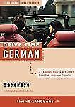 Learn German While You Drive CD Audio Complete Course Beginner Level Drive Time