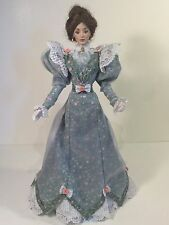 """Lily The Gibson Girl 15"""" Doll Tonner Franklin Mint Rare Limited Edition"""