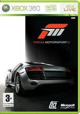 Xbox 360-forza motorsport 3 ** nouveau & sealed ** en stock au royaume-uni