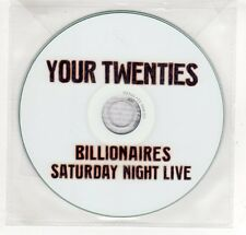 (GP363) Your Twenties, Billionaires - 2009 DJ CD