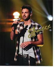 Ben Haenow Hand Signed X Factor Music 10X8 Photo