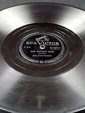 Victor 20-4073 Sons Of The Pioneers SAN ANTONIO ROSE / ROOM FULL OF ROSES 78 V+